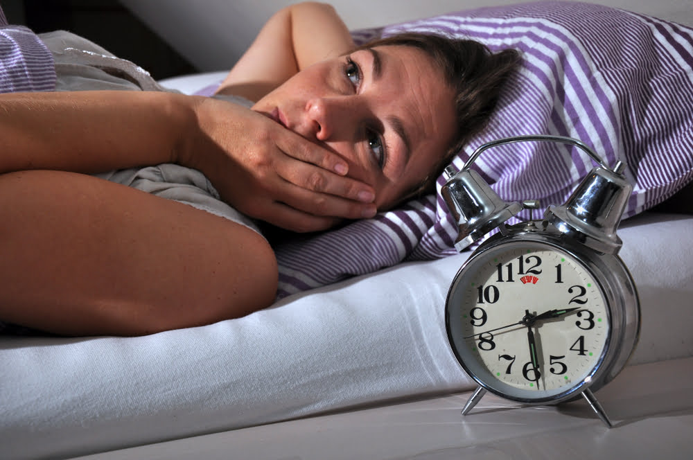 Can not sleeping cause pain?